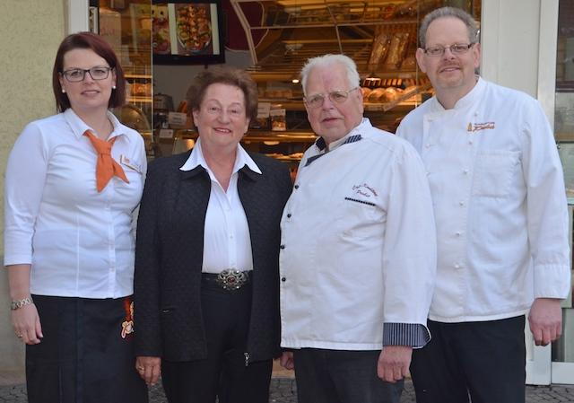 Café Konditorei Probst - Buffet